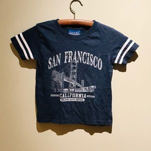 Youth vintage San Francisco T size Small